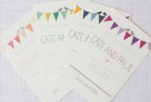 wedding-stationery / #wedding #stationery #paper item