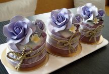 1 - Cakes - Mini / by Marina Pirkulashvili