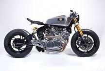 Motorcycle design / Custom bikes