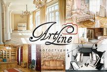 Фотостудия ArtLine / ArtLine — это творческое пространство, объединяющее интерьерную фотостудию ArtLine, арт студию ArtLine, салон красоты ArtLine, площадку для работы творческих людей, интересующихся и занимающихся искусством, фотографией, модой, где мастера своего дела, реализовывают свои таланты, художественное виденье и безупречный вкус.