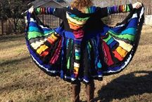 Silken fairy threads