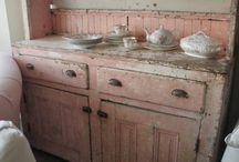muebles rosa lady