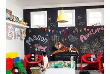 kids spaces / Rumpus rooms, TV rooms and play rooms for kids