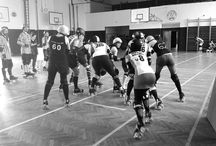BOUTS / Roller Derby Bouts