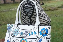 malowane torebki