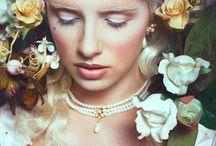 Marie Antoinette inspired shoot