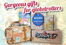 Gorgeous gifts for globetrotters
