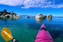 Kayaking places