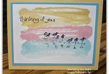 Wetlands cards SU / by Christine Schlegel
