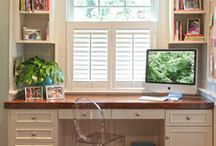 Home office / by Donna Tedesco