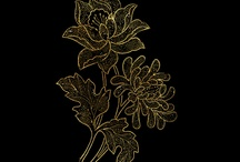 Batik tattoo design