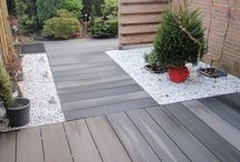 Composiet Planken Tuin