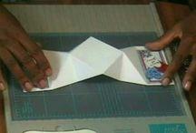 Fold cards video
