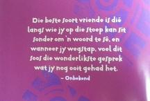 Ietsie in Afrikaans....☆♡