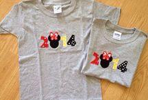 cute shirts! / disney shirts