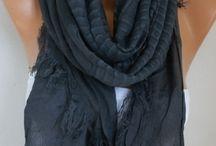 Pachiminas, echarpes e lenços!!!