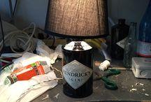 Lampade, lampadari, abat-jour! / Luce da cose che non fanno luce!