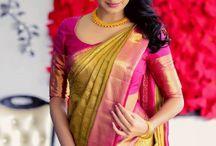 sarees I love