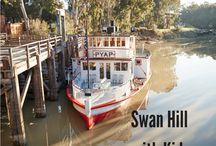 Swan Hill with Kids