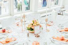 Hochzeit orange/sprich