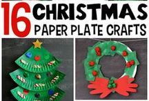 Crafts for kids xmas
