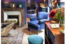 Interior colour Insp / Colour insp Purples, Blue, Petrols...
