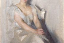 Painters / Famous paintings  / by Leroy Garrett