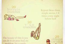Workouts / by Kaylan Dunn