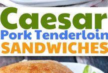 keskin sandwiches