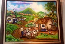 cuadros / Decoración / by Andrea Ramírez