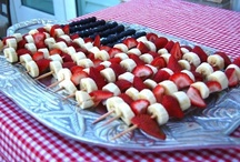 4th Of July Food And Decor Ideas / by Joanne Dorr