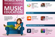 Apps--- Music / by The Old Schoolhouse Magazine