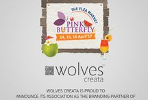 Branding Partner of Pink Butterly