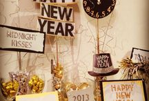 Happy New Year deco and other