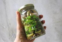 DIY Jar Recipes #RaisingTheJar / Our favorite recipes for your favorite jars! #RaisingTheJar