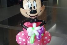 Kids Party Balloons - Girls / Theme Party Balloons and Ideas for Girls