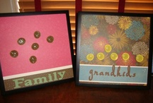 Me Being Crafty / These are my craft project I have done over the years.  / by Becci Todd
