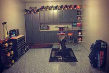 Garage layout