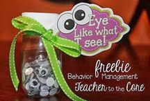 Behaviour management  / Eye like what I see