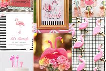 Flamingo's Party