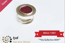 Χειροποίητα Δαχτυλίδια / Το trapyourdreams.gr ήρθε για να φέρει στις γυναίκες χειροποίητα, μοναδικά - ξεχωριστά κοσμήματα από Έλληνες δημιουργούς.