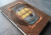 Coptic Bound Art Journals