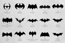 all batman logos