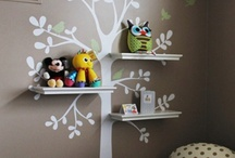 Baby& Toddler Room Decor