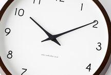 リビング 時計