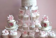 Wedding Cupcakes / You will find here different wedding cupcakes designs.