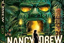 Nancy Drew #15: The Creature of Kapu Cave  / by Nancy Drew Games