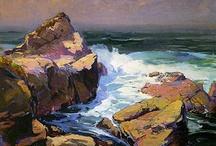 Arte costa marinha