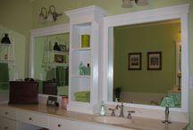 Bathroom Inspiration / Bathroom design and decor inspirations