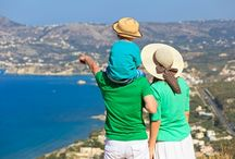 Travelling With Kids / Ideas and tips for travelling with kids / by BabyPost.com
